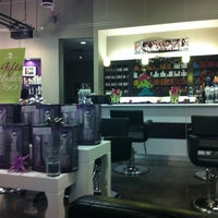 Photo taken at Pure Posh Salon by Lisa L. on 11/3/2012