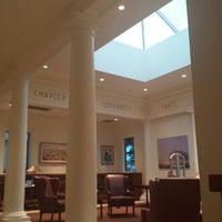 Photo taken at Coronado Public Library by Kristi H. on 4/22/2014