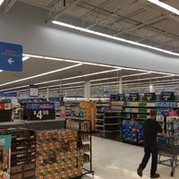 Photo taken at Walmart Supercenter by Marco T. on 8/6/2017
