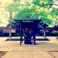 Photo taken at 等々力不動尊 by masenex on 8/15/2013