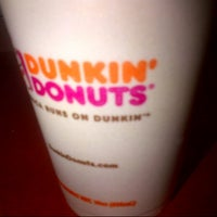 Photo taken at Dunkin Donuts by Jared R. on 12/29/2012