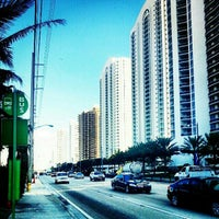 Photo taken at City of Sunny Isles Beach by Sean B. on 11/2/2012