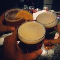 Photo taken at Brickell Irish Pub by Sean B. on 9/19/2012