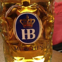 Photo taken at Hofbräuhaus Las Vegas by Heath D. on 5/27/2013