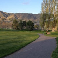 Photo taken at Juniper Hills Country Club by Desa C. on 5/12/2013