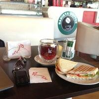 7/8/2013 tarihinde Ömer A.ziyaretçi tarafından Barista Coffee'de çekilen fotoğraf