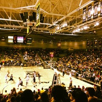 Photo taken at Stuart C. Siegel Center by Aj A. on 12/22/2012