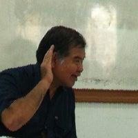 Photo taken at Universitas 17 Agustus 1945 (UNTAG) Samarinda by Ari R. on 11/1/2012