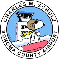 Photo taken at Charles M. Schulz - Sonoma County Airport (STS) by Kim G. on 8/2/2013