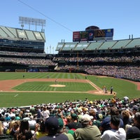 Photo taken at O.co Coliseum by john on 6/13/2013