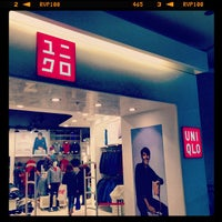 Photo taken at UNIQLO by Иван Т. on 9/17/2013