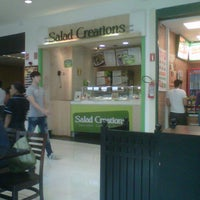 Photo taken at Salad Creations by Jane A. on 12/18/2012