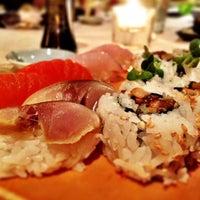 Photo taken at Kisaku Sushi by c m. on 10/15/2012