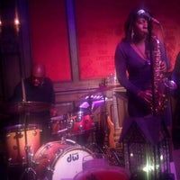 Photo taken at The Dirty Dog Jazz Cafe by Lauren H. on 10/5/2012