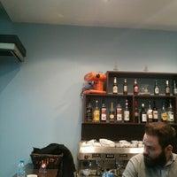 Photo taken at Bar Italiano by Aristotelis K. on 12/16/2013