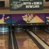 Photo taken at South Levittown Lanes by Gerry on 11/7/2015