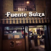 Photo taken at Fuente Suiza by Max V. on 6/19/2013