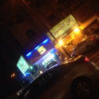 Photo taken at ركن الجمبري/ shrimp corner by Dr_Areej Rana on 6/5/2014