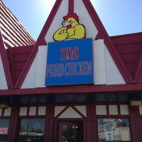 Photo taken at Texas Fried Chicken by Blake B. on 2/19/2013