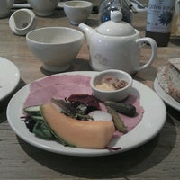 Photo taken at Le Pain Quotidien by Martin H. on 5/2/2013