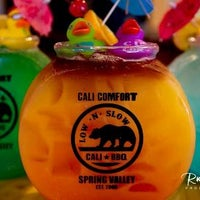 Photo taken at Cali Comfort BBQ by CaliComfortBBQ on 8/17/2013