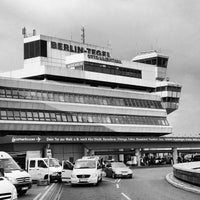 Photo taken at Berlin Tegel Otto Lilienthal Airport (TXL) by Robert P. on 10/9/2013