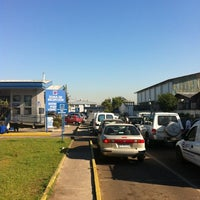 Photo taken at Planta Revisión Técnica TUV by Louis C. on 12/4/2012