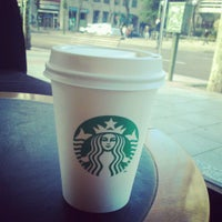 Photo taken at Starbucks Coffee by Alexandra H. on 4/1/2013