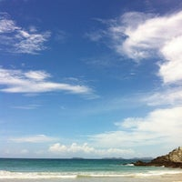 Photo taken at Playa Parguito by Manuel G. on 7/15/2013