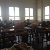 Photo taken at Melek İpek İlkokulu - Ortaokulu by Nur İpek G. on 4/12/2014