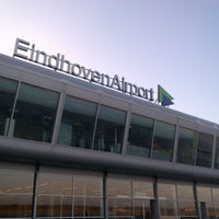 Photo taken at Eindhoven Airport (EIN) by Andrea M. on 2/20/2013