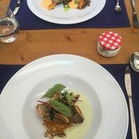 Снимок сделан в Adrian Quetglas restaurante пользователем Любовь М. 6/21/2016