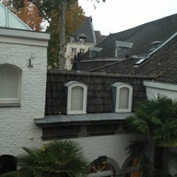 Photo taken at Galerie Dis Hotel Maastricht by Dick Z. on 10/25/2012