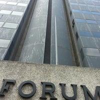 Photo taken at Torre Forum by Jesús Arnaldo R. on 9/22/2012