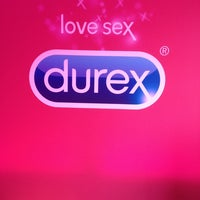 Photo taken at Durex Temporary Store by Lucia I. on 4/8/2013
