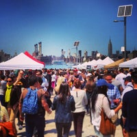 Photo taken at Smorgasburg Williamsburg by Marc L. on 4/27/2013