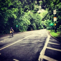 Photo taken at Prospect Park Loop by Marc L. on 7/23/2013