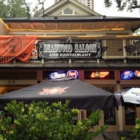 Photo taken at Deadwood Saloon by Brian P. on 8/17/2013
