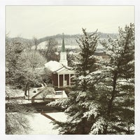 Photo taken at Vernon R Alden Library by Laura P. on 1/24/2015