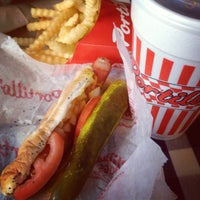 Photo taken at Portillo's by Haley M. on 7/24/2013
