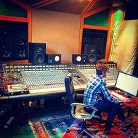 Photo taken at RAK Studios by Thomas B. on 8/22/2014