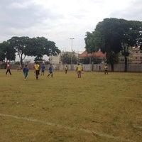 Photo taken at Centro Esportivo Jardim Simus by Jéssica D. on 11/1/2014