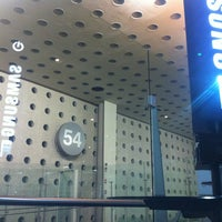 Photo taken at Sala/Gate 54 by Fernando B. on 3/14/2013