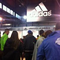 Photo taken at Expo Maratón 21K by George B. on 9/7/2013