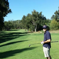 Photo taken at Black Oak Golf Course by Andrew M. on 9/4/2013