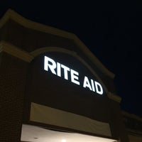 Photo taken at Rite Aid by Robert C. on 3/18/2016