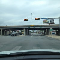 Photo taken at Military Dr & HWY 90 by Veronica F. on 4/26/2013