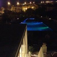 Photo taken at E Hotel Spa & Resort by Nikolas P. on 5/25/2013