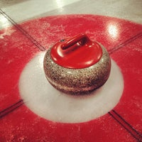Photo taken at Moscow Curling Club by 🎉✅Гарик Ш. on 12/3/2012