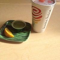 Photo taken at Jamba Juice by Rissa C. on 2/21/2014